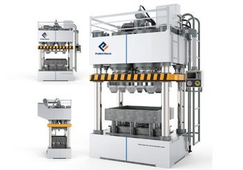 Plastic Pallet Making Machine