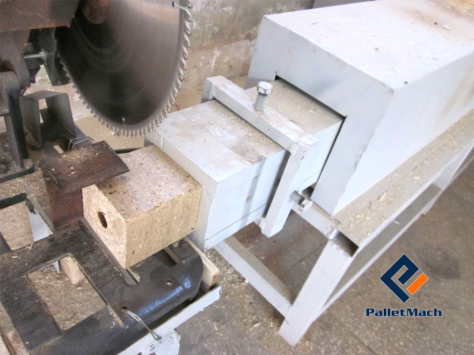 Sawdust Pallet Block Making Machine Know Sawdust Pallet