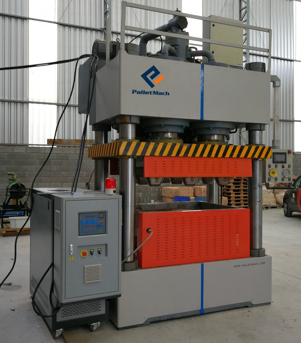 wood sawdust pallet moudling machine,wider application of ...