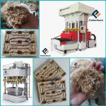 moulded wood pallet machines