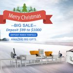 Christmas & New Year sales