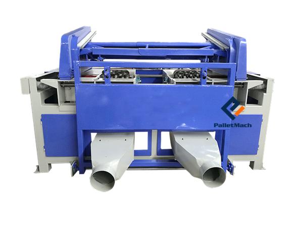Pallet Stringer Slot Making Machine (Double Slot)