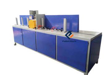 Pallet Deck Board Chamfer Making Machine