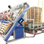 Automatic Pallet Nailing Machine