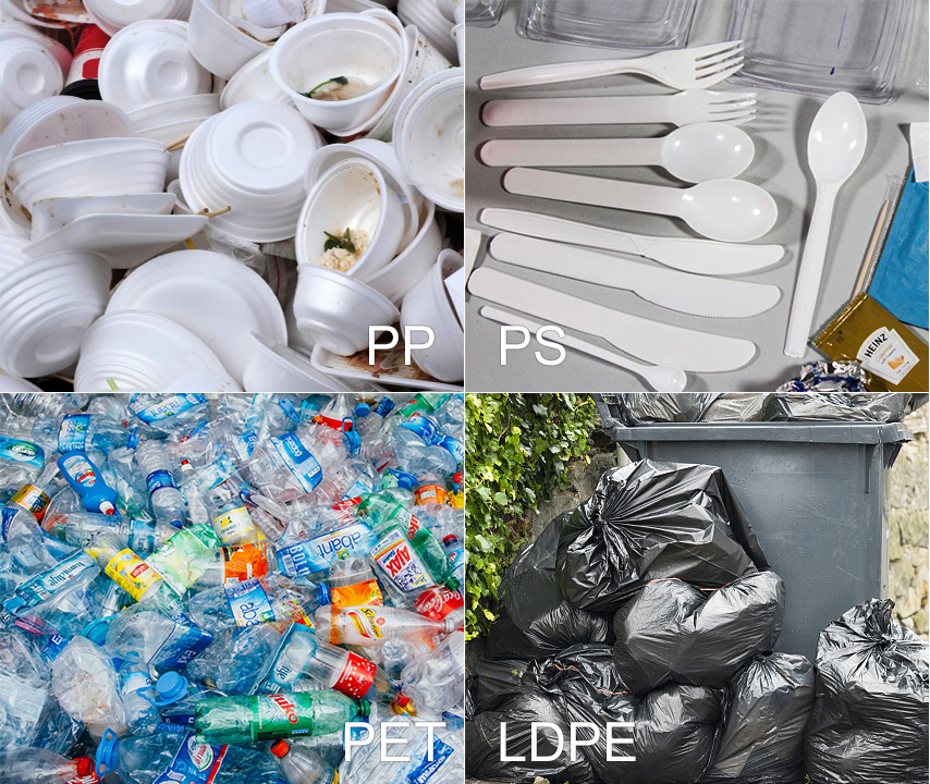 What Plastics Are Recyclable